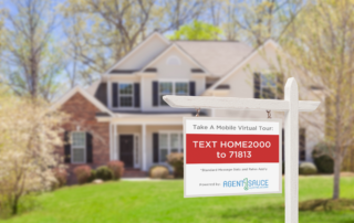 Texting Real Estate Yard Signs
