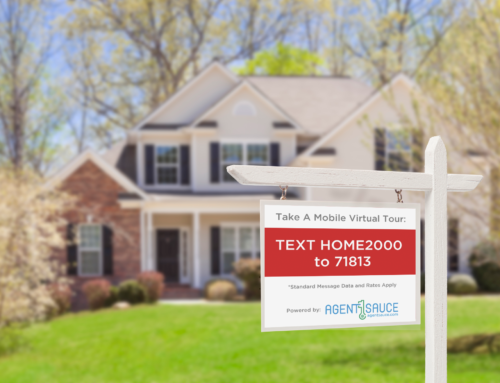 Texting and Toll-Free Capture Real Estate Yard Signs