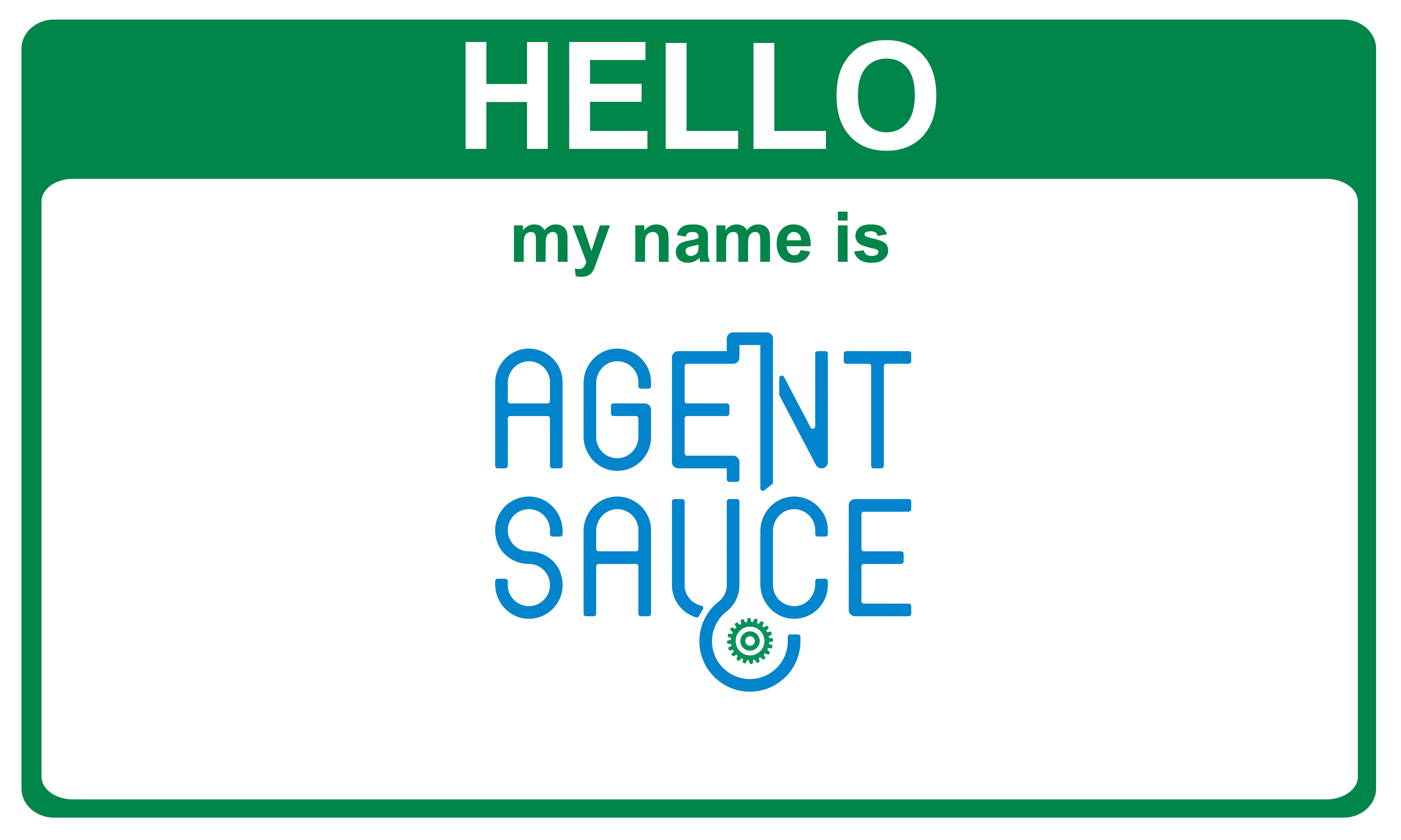 Agent Sauce Announcement