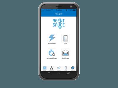 Agent Sauce Mobile App