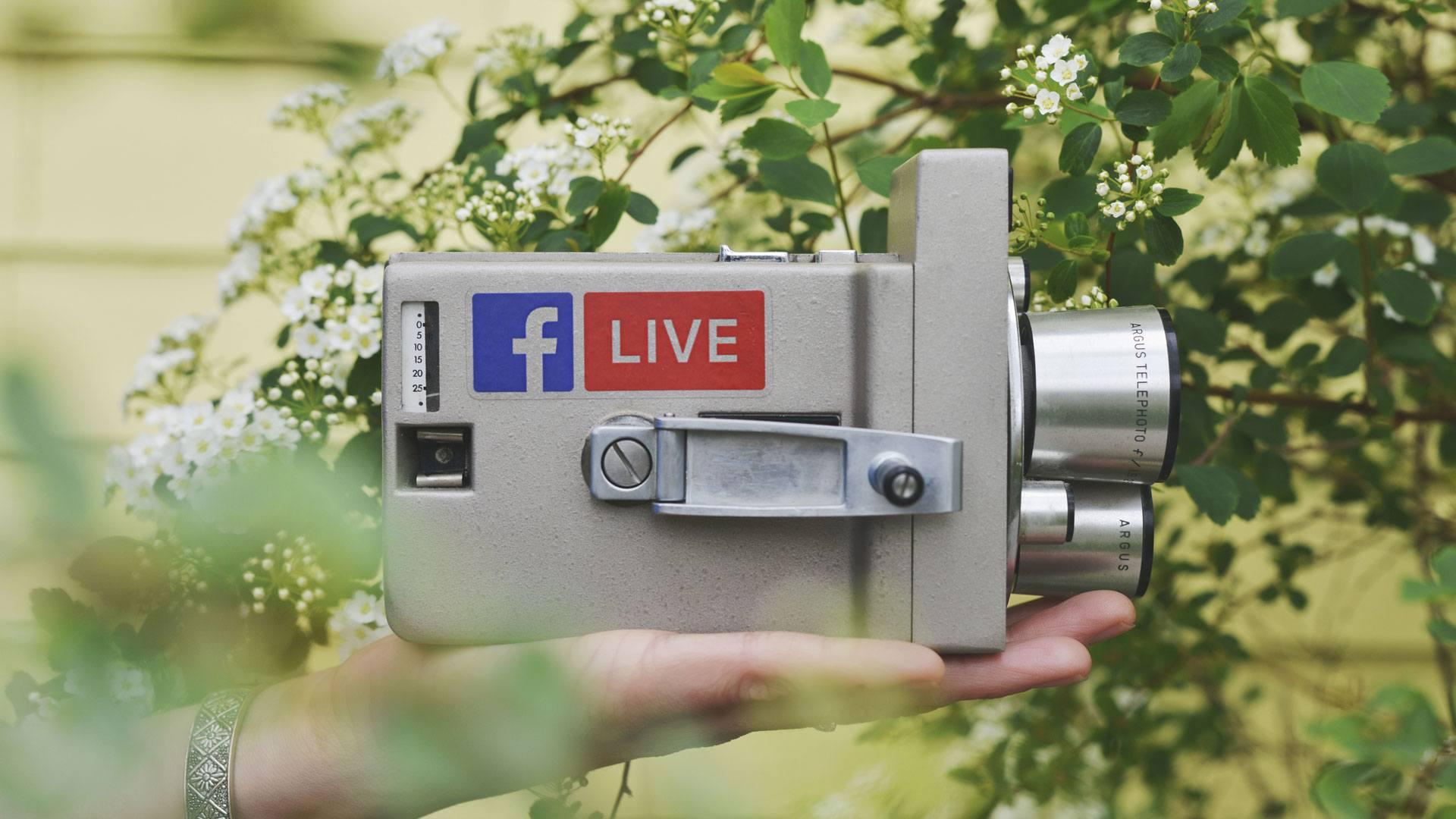 Facebook Live Marketing Tips