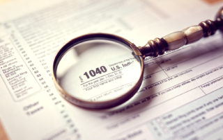 Real Estate Tax Advice
