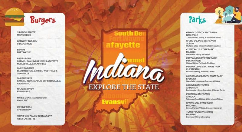 Explore The State